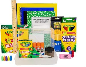 School supplies for needy children