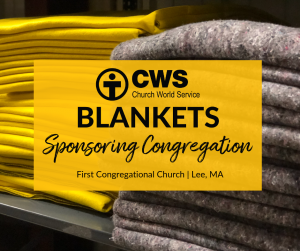 CWS Blankets Banner